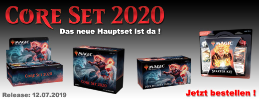 Magic: The Gathering Magic 2020 Hauptset