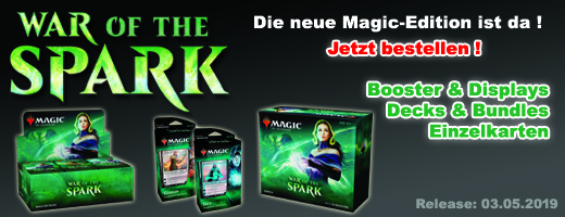 Magic: The Gathering War of the Spark